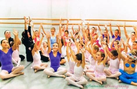 ballet adaptado parálisis cerebral